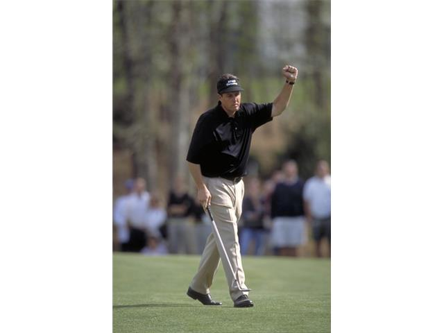 Phil Mickelson at the 2002 BellSouth Classic