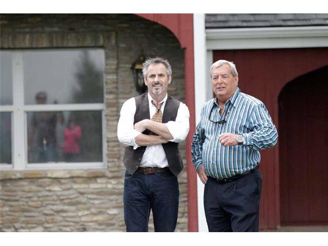 Feherty, David Feherty and Fuzzy Zoeller