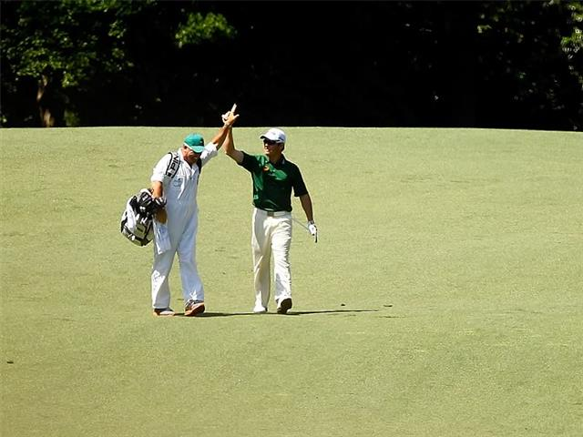 Louis Oosthuizen, Masters