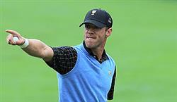 Graham DeLaet at the 2013 Presidents Cup