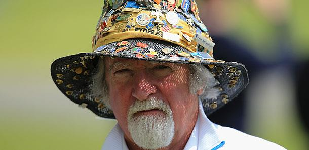 Fan at 2013 BMW PGA Championship