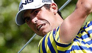 Billy Horschel at the 2013 Valero Texas Open