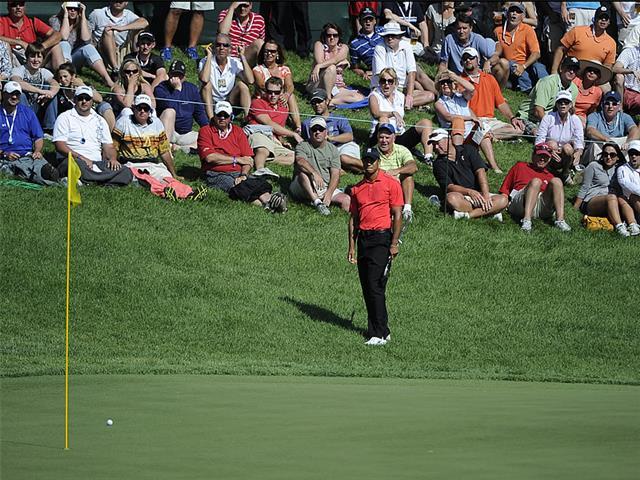 Tiger Woods, Memorial Tournament