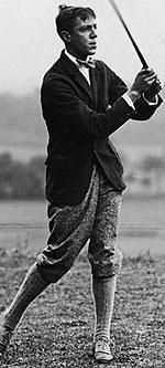 Francis Ouimet in 1910