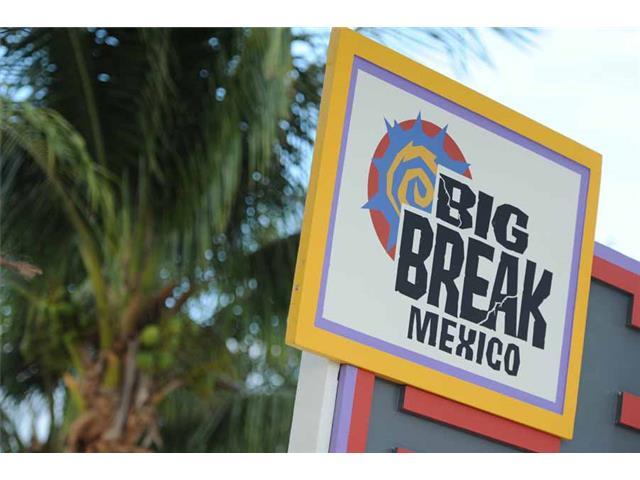 Big Break Mexico